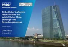 Webinar Europäische Bankenaufsicht